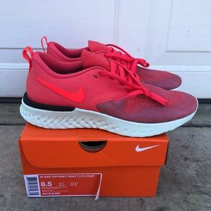 NEW Nike Flyknit Shoes Odyssey React 2 Size 8.5
